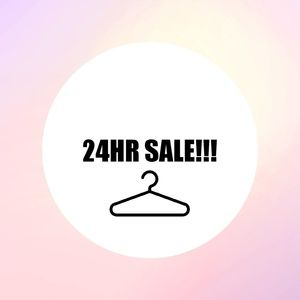 24hr Sale!!!